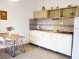 Kitchen - Apartment A-6516-c - Apartments Mandre (Pag) - 6516
