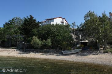 Property Vidalići (Pag) - Accommodation 6519 - Apartments near sea with pebble beach.