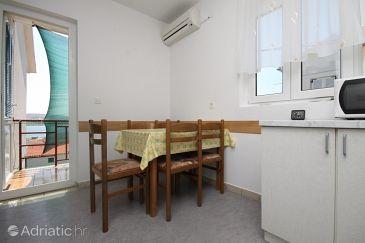 Zubovići, Dining room u smještaju tipa apartment, dostupna klima i WIFI.