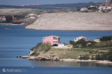 Property Metajna (Pag) - Accommodation 6521 - Apartments near sea.