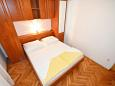Bedroom 1 - Apartment A-6544-c - Apartments Seline (Paklenica) - 6544