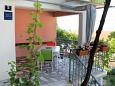 Terrace - Apartment A-656-a - Apartments Mimice (Omiš) - 656