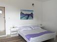 Bedroom - Studio flat AS-656-b - Apartments Mimice (Omiš) - 656