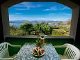 Balcony 1 - Apartment A-6560-c - Apartments Nin (Zadar) - 6560