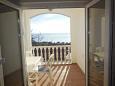 Terrace 2 - Apartment A-6563-a - Apartments Starigrad (Paklenica) - 6563