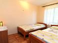 Bedroom 3 - Apartment A-6564-a - Apartments Seline (Paklenica) - 6564