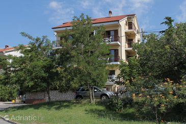 Property Novi Vinodolski (Novi Vinodolski) - Accommodation 6567 - Apartments with pebble beach.