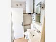 Starigrad, Bathroom u smještaju tipa apartment, dopusteni kucni ljubimci i WIFI.