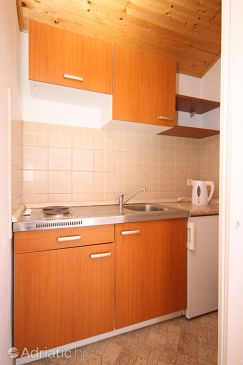 Studio flat AS-6578-c - Apartments and Rooms Starigrad (Paklenica) - 6578