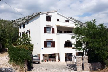 Property Starigrad (Paklenica) - Accommodation 6581 - Apartments in Croatia.