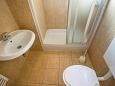 Bathroom - Apartment A-6595-a - Apartments Starigrad (Paklenica) - 6595