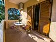 Terrace - Apartment A-6595-a - Apartments Starigrad (Paklenica) - 6595