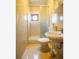 Bathroom - Apartment A-6595-d - Apartments Starigrad (Paklenica) - 6595