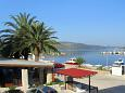 Balcony 1 - view - Apartment A-6597-a - Apartments Seget Vranjica (Trogir) - 6597