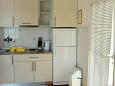 Kitchen - Studio flat AS-6617-a - Apartments Posedarje (Novigrad) - 6617
