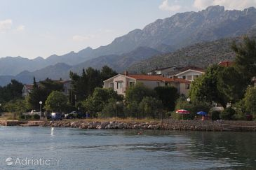 Property Starigrad (Paklenica) - Accommodation 6625 - Apartments near sea.