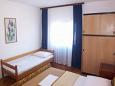 Bedroom - Room S-6627-b - Apartments and Rooms Starigrad (Paklenica) - 6627