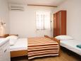 Bedroom - Studio flat AS-6629-b - Apartments Seline (Paklenica) - 6629
