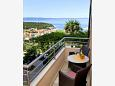 Balcony - Studio flat AS-6643-a - Apartments and Rooms Makarska (Makarska) - 6643