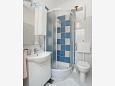 Bathroom - Room S-6643-a - Apartments and Rooms Makarska (Makarska) - 6643