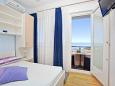 Bedroom - Room S-6643-a - Apartments and Rooms Makarska (Makarska) - 6643
