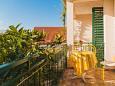 Balcony 1 - Apartment A-6646-a - Apartments Podgora (Makarska) - 6646