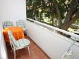 Balcony - Studio flat AS-6658-b - Apartments Drvenik Donja vala (Makarska) - 6658