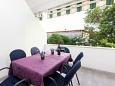 Terrace - Apartment A-6663-a - Apartments Tučepi (Makarska) - 6663