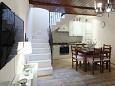 Puharići, Dining room u smještaju tipa house, WIFI.