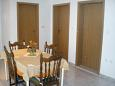 Dining room - Apartment A-667-c - Apartments Privlaka (Zadar) - 667