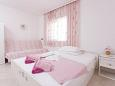 Bedroom 2 - Apartment A-6671-a - Apartments and Rooms Podgora (Makarska) - 6671