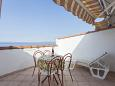 Terrace 1 - Apartment A-6671-c - Apartments and Rooms Podgora (Makarska) - 6671