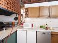 Společná kuchyně - Pokoj S-6671-a - Ubytování Podgora (Makarska) - 6671