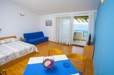 Studio flat AS-6673-b - Apartments Podgora (Makarska) - 6673