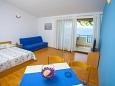 Living room - Studio flat AS-6673-b - Apartments Podgora (Makarska) - 6673