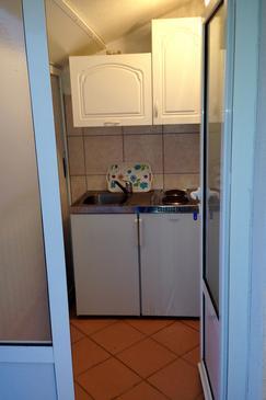 Podaca, Kitchen u smještaju tipa apartment, WIFI.
