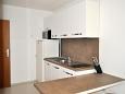 Kitchen - Apartment A-6686-a - Apartments Brela (Makarska) - 6686