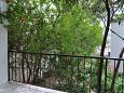 Terrace 1 - view - Apartment A-6686-a - Apartments Brela (Makarska) - 6686