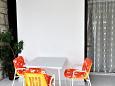Terrace 2 - Apartment A-6686-a - Apartments Brela (Makarska) - 6686
