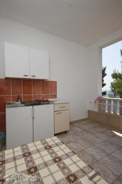 Studio flat AS-6689-c - Apartments Brela (Makarska) - 6689