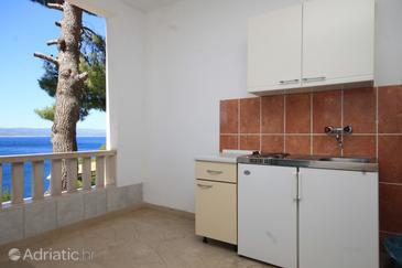 Studio flat AS-6689-h - Apartments Brela (Makarska) - 6689