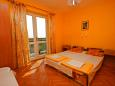 Bedroom - Room S-6706-a - Apartments and Rooms Podgora (Makarska) - 6706