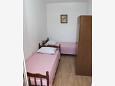 Sypialnia 1 - Apartament A-6757-b - Apartamenty Gradac (Makarska) - 6757