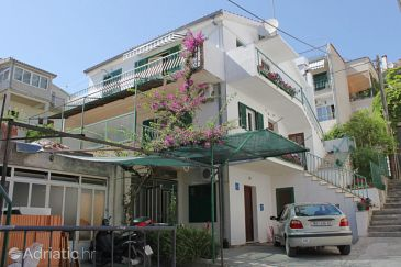 Property Makarska (Makarska) - Accommodation 6765 - Apartments with pebble beach.