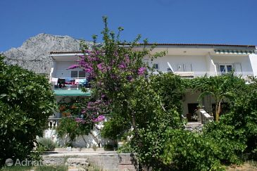 Property Krvavica (Makarska) - Accommodation 6769 - Apartments with pebble beach.
