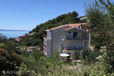 Property Podgora (Makarska) - Accommodation 6774 - Apartments near sea with pebble beach.