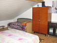Bedroom 1 - Apartment A-678-c - Apartments Kožino (Zadar) - 678