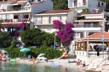 Property Podgora (Makarska) - Accommodation 6787 - Apartments near sea with pebble beach.