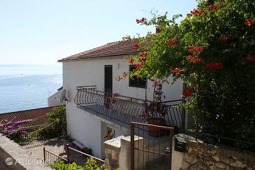 Property Podgora (Makarska) - Accommodation 6788 - Apartments near sea with pebble beach.