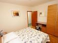 Bedroom 1 - Apartment A-6789-a - Apartments Podgora (Makarska) - 6789